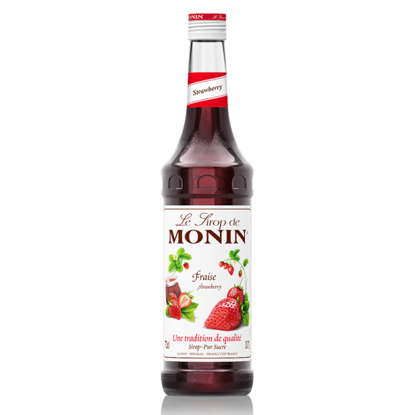 le sirop de monin strawberry