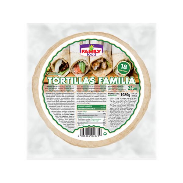 tortillas familia