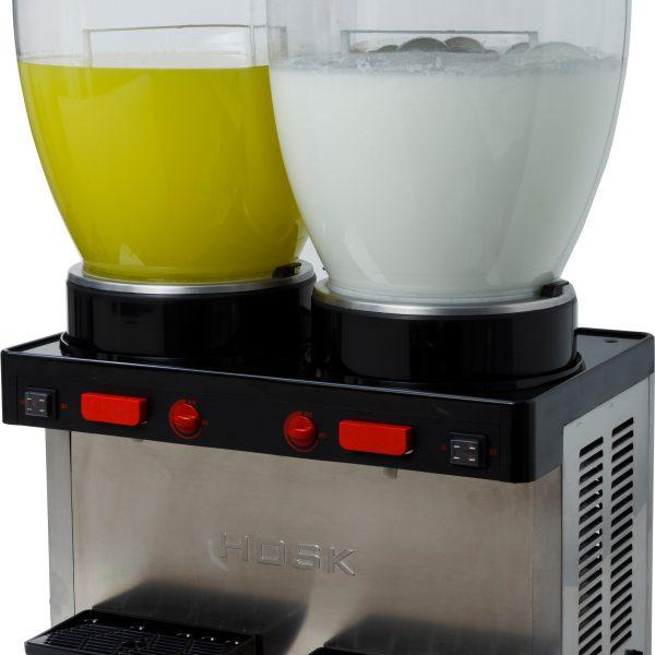 """ICE TEA MACHINE """"HOSK"""" ROUND 2x20lt (BL)"""