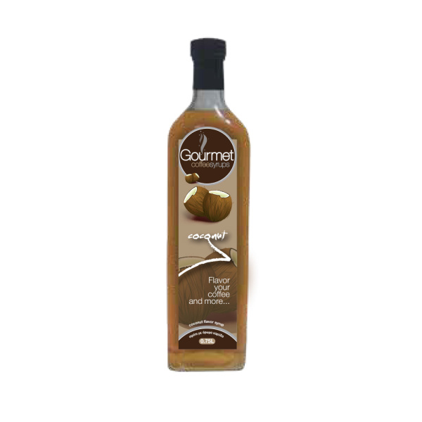 gourmet coconut syrup