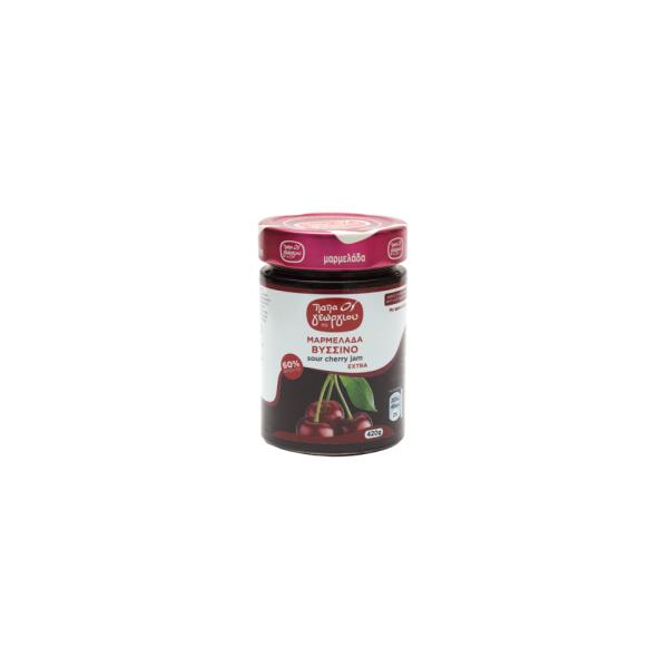 marmelade sour cherry