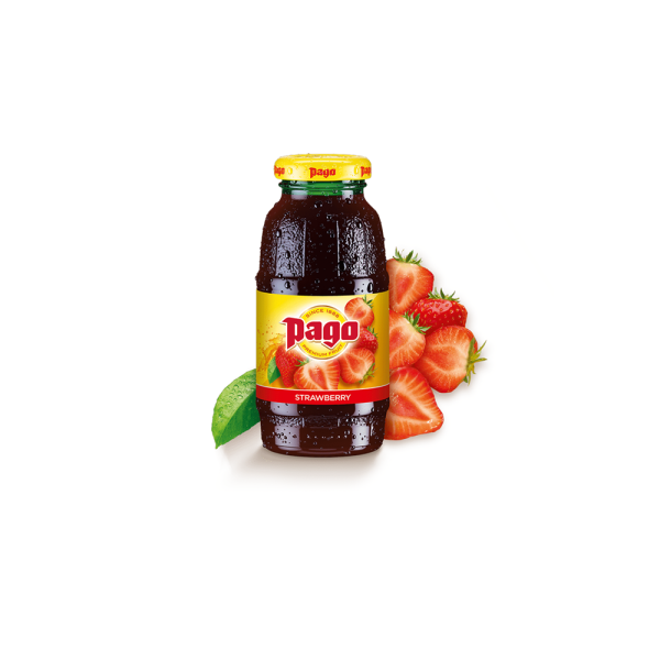 pago strawberry