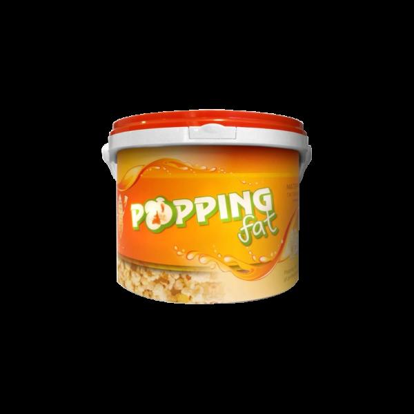 popping fat