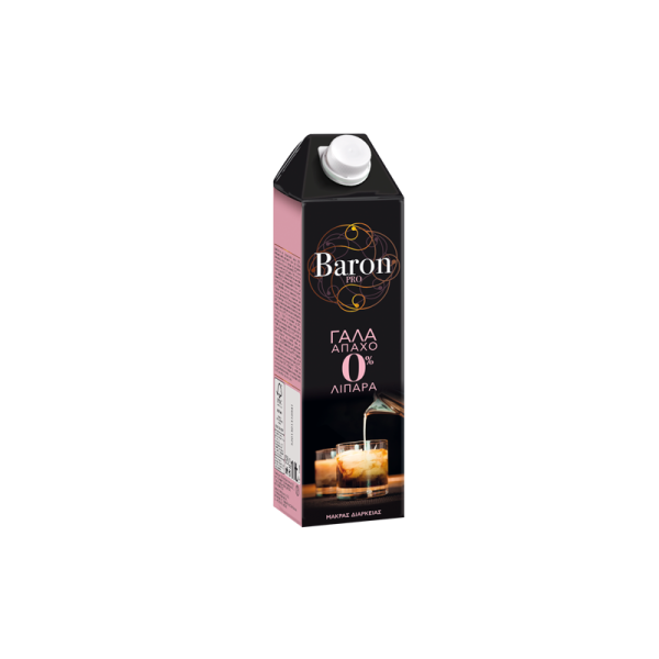 baron pro milk 0%