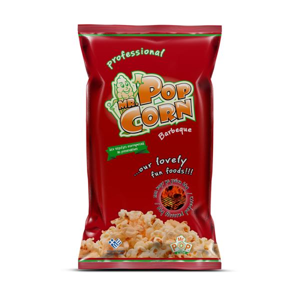 mr pop corn barbeque