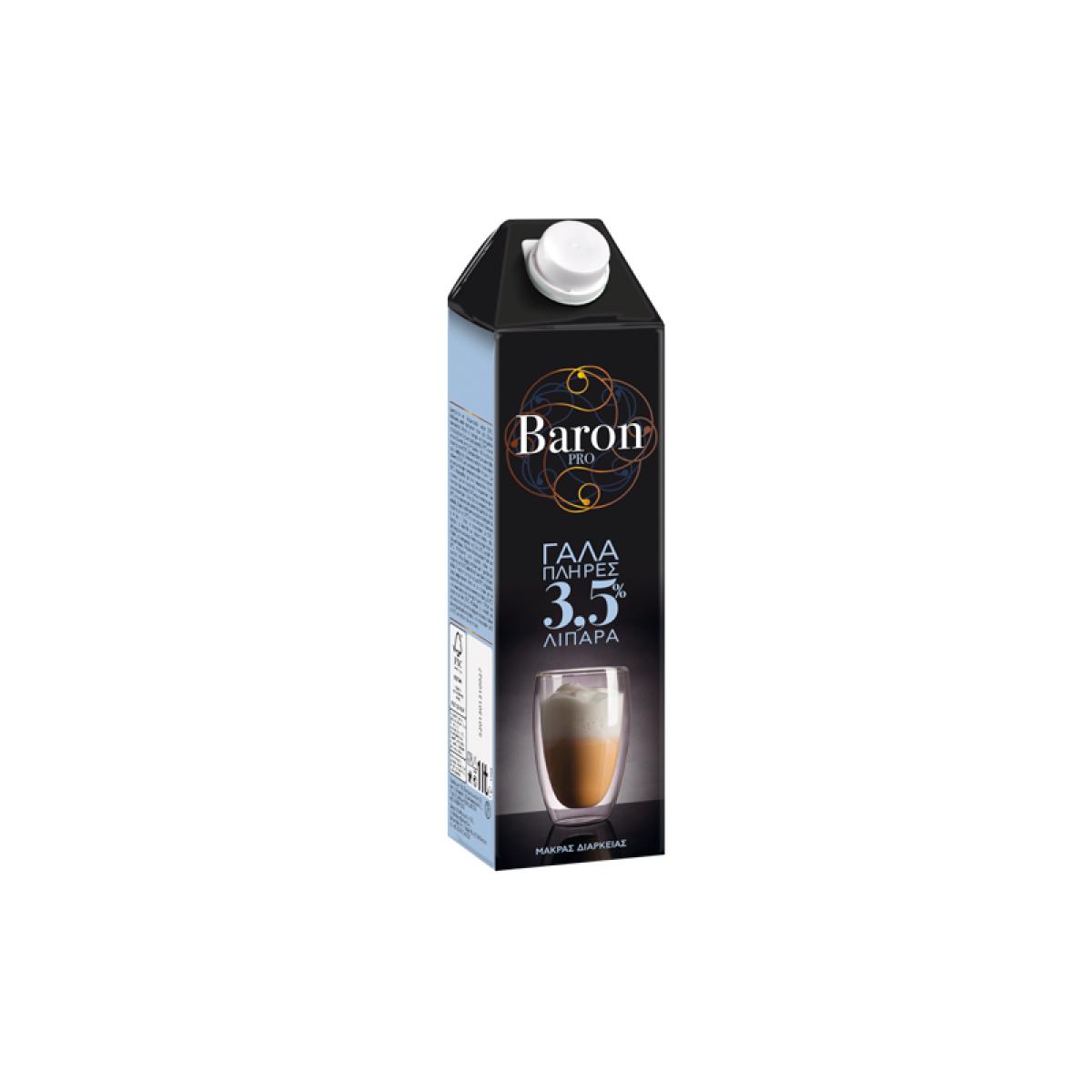baron pro milk 3,5%